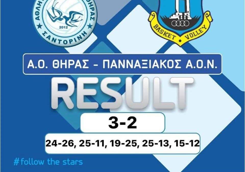 Πρόκριση στο Final Four του Κυπέλλου Ελλάδας ο Α.Ο.Θήρας