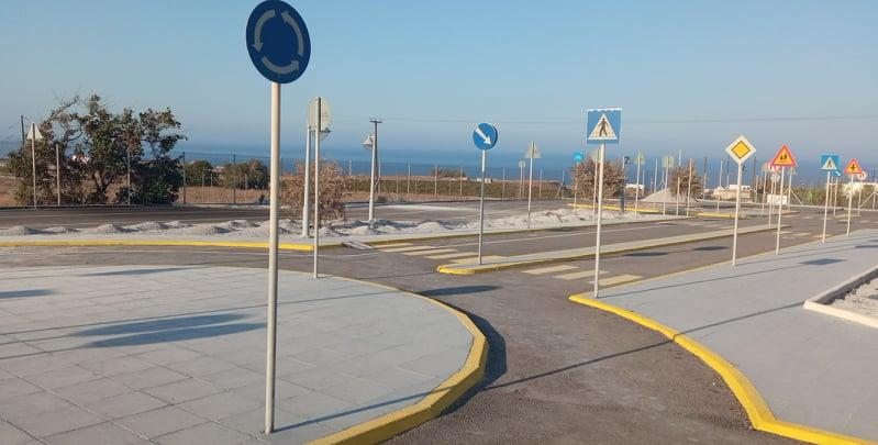 Αναβάλλονται τα εγκαίνια του Πάρκου Κυκλοφοριακής Αγωγής στο Βουρβούλο