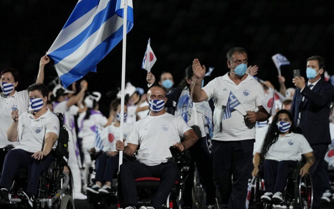 Συγχαρητήρια στους Παραολυμπιονίκες μας