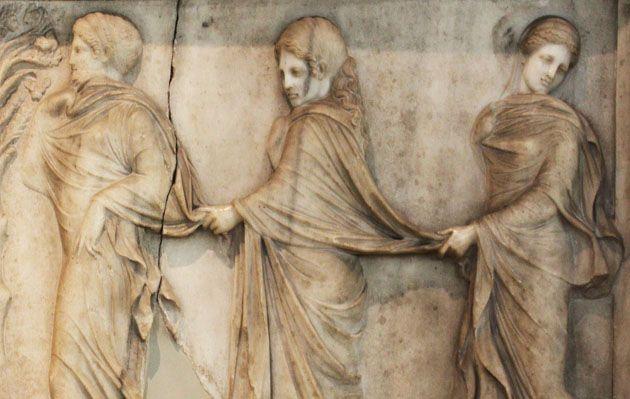 Η Σταματίνα Ξιάρχου παρουσιάζει τις… τέχνες των μουσών – Ο χορός σε σχέση με τη θρησκευτική λατρεία (μέρος β')