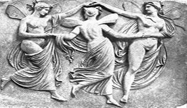 Η Σταματίνα Ξιάρχου παρουσιάζει τις… τέχνες των μουσών – Ο χορός σε σχέση με τη θρησκευτική λατρεία (μέρος α')